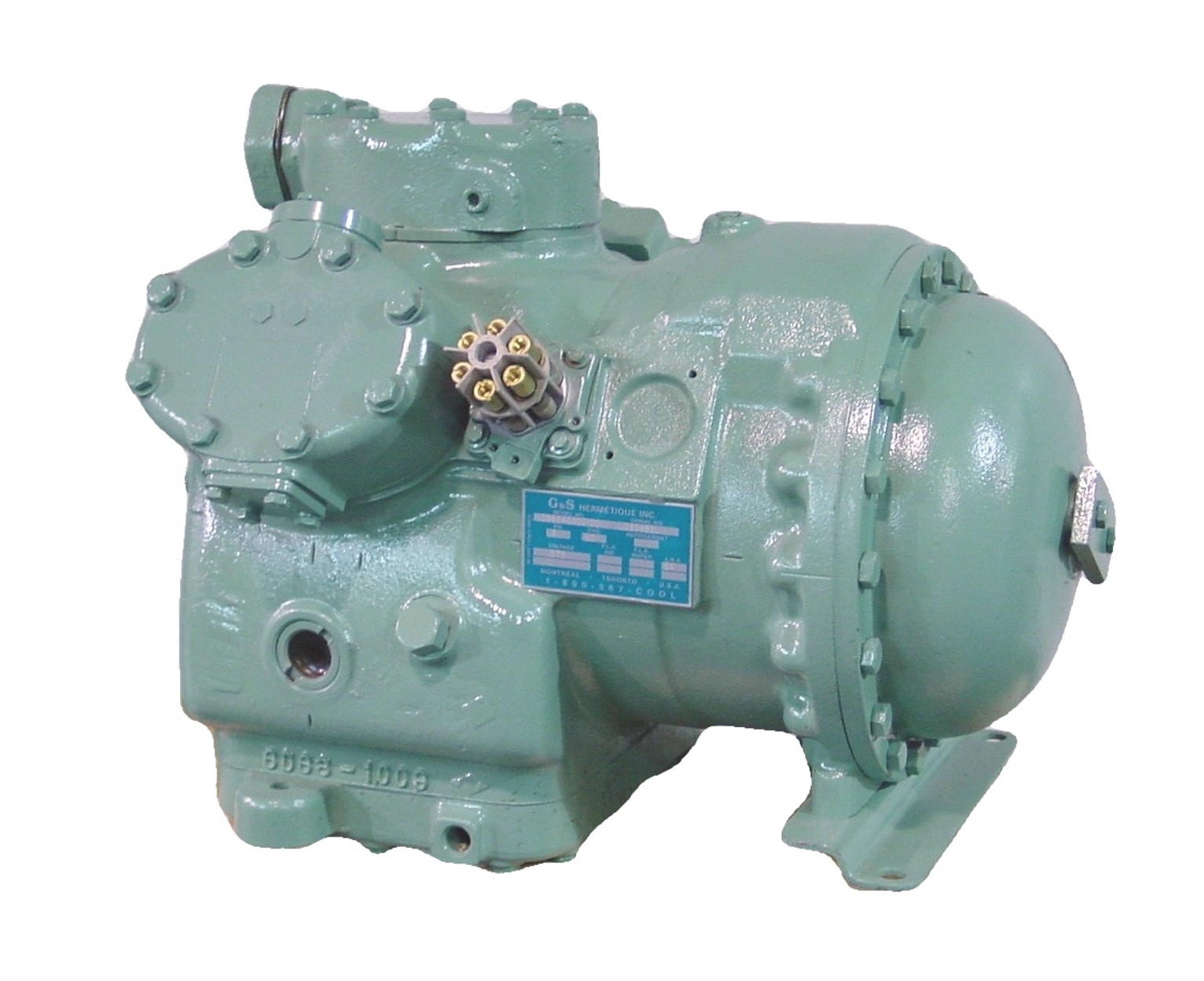 carrier carlyle reciprocating compressor 06D8246