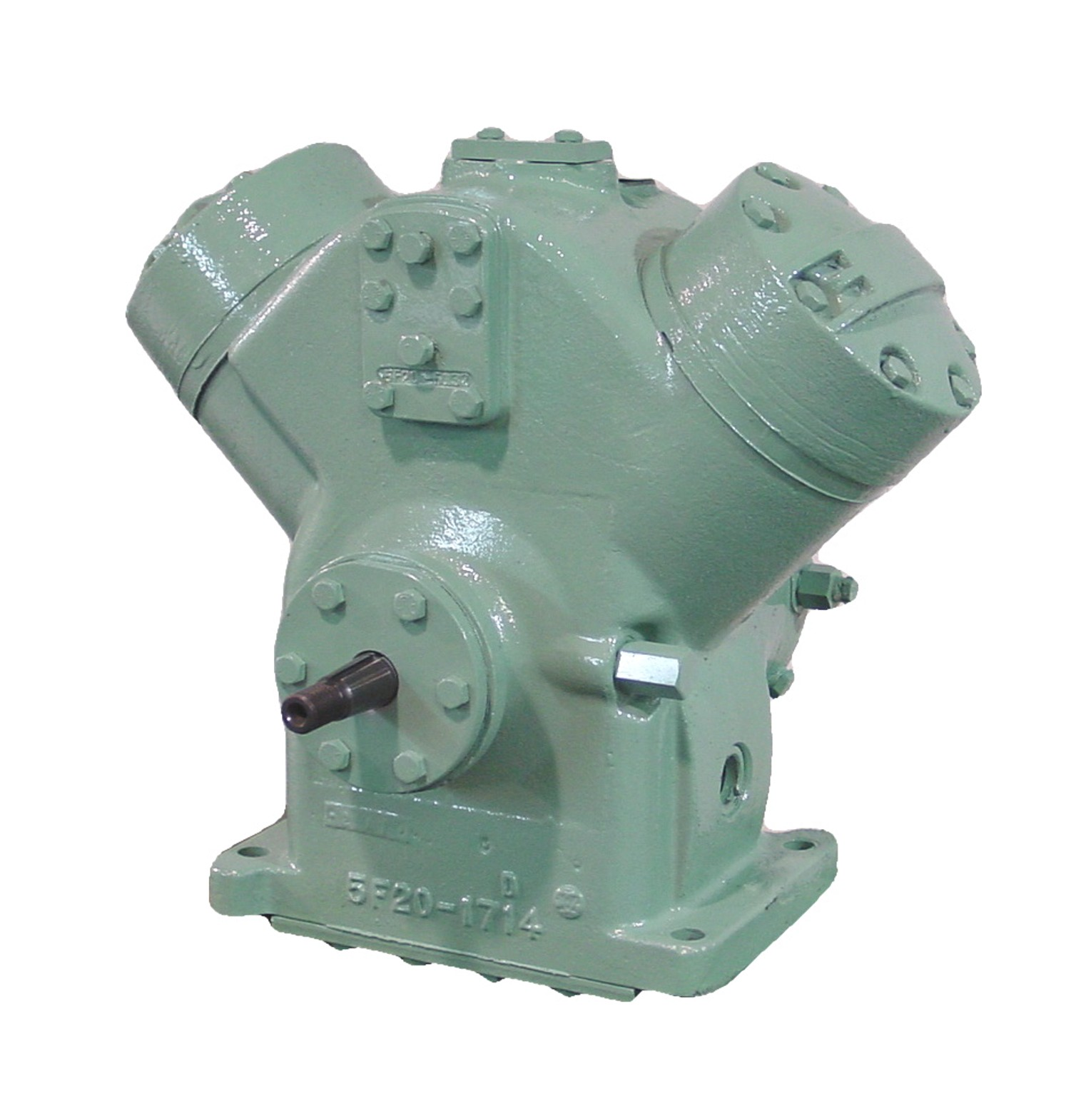 carrier carlyle reciprocating compressor 5F20